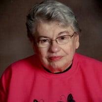 "Patricia ""Patt"" Dorothy Behrens"