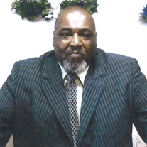 Pastor Gregory Curtis Sims