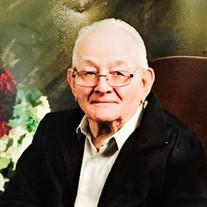 Reverend Olen Thomas Shirel