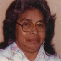 Maria De La Luz Trevino