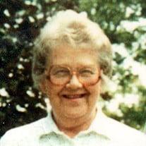 Lillie M (Anderson) Erickson