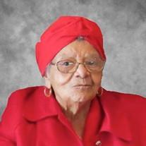 Bessie Lucille Raimo Williams Mercer