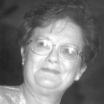 Elizabeth Ann Tidwell