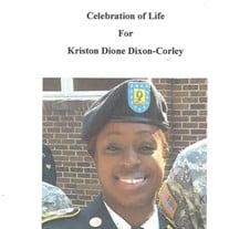 Kriston Dione Dixon Corley