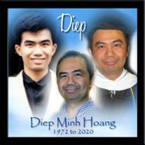 Diep Minh Hoang