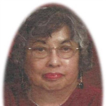 "Soledad ""Sally"" Anita Riccardi"