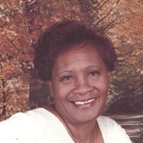 Mrs. Marie Blacknall