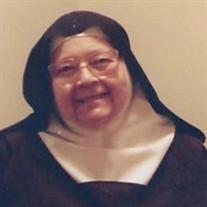 Sister Teresa Benedicta Rahm O.C.D.