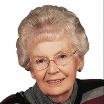 Arlene Marion Newstrom