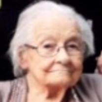 Mary Evelyn Clopton