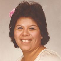 Frances Marie Martinez