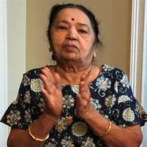 Madhuben Patel Ray
