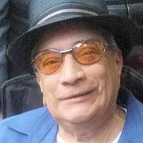Joe G. Rabel Martinez