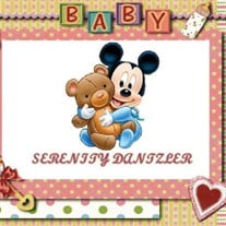 Baby Girl Serenity Dantzler