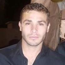 Antonio Tomas Newbury Vazquez