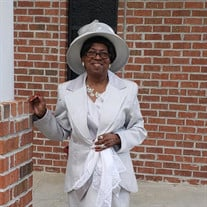 Mrs. Hattie Wesley Harris