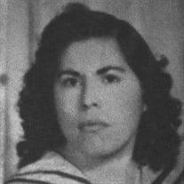 Ana Maria Matamoros