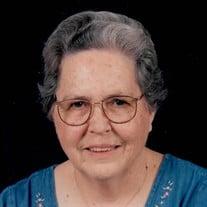 Mrs. Izola Graves Ragan