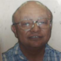 Msgt. Ambrosio Sanchez, Jr. (U.S. Army, Ret.)