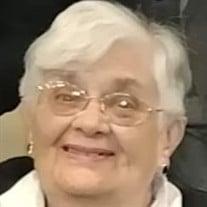 """Julia """"Judy"""" Susan Fitchett Staton"""