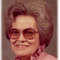 Marjorie Elizabeth Graham
