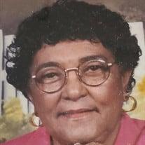 Mrs. Dora Lafleur