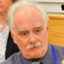 """William G. """"Bill"""" Mercier"""
