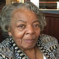 Mrs. Willie Ceal Mitchell
