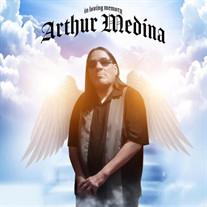 Arthur Riojas Medina