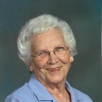 Geraldine V Shelman