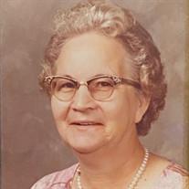 Hazel Lucille Gunter Quattlebaum