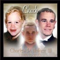 Charles Paul Hafner III