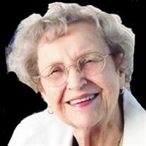 Pauline Fulton Bentler