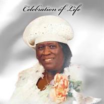 Evangelist Mary Prater Jackson