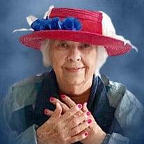Mrs. Carolyn Mary Kitchens