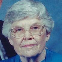 Betty Lowrance Waller