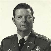 """Chaplain (Colonel) William Avery """"Bill"""" Martin"""