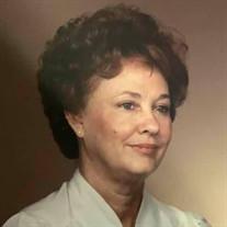 """Sylvia """"Sue"""" Trotman Greeley"""