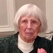 Gladys Edna Brewer