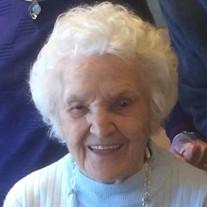 Mrs. Irene Wloch Serwa Cleveland