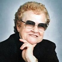 Alice Orlesta Shurvell