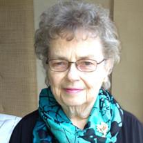"Marjorie ""Peg"" Jane Harder"