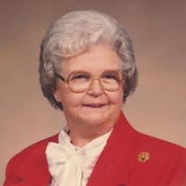 Mrs. Katherine Elkins