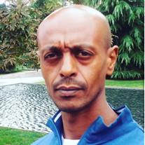 Gideon Haile-Selassie