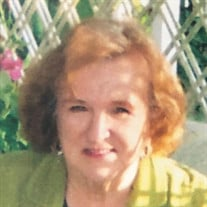 Peggy VanPelt Mayhew White