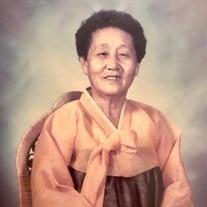 Kyong I. Yi