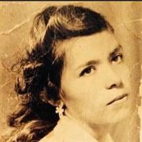 Maria Cruz Rodriguez