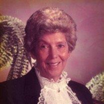 Margery Elizabeth Gannaway (Bolivar)