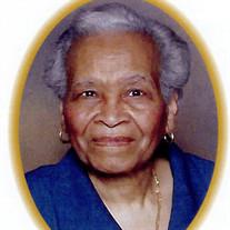 Bessie Crutchfield