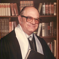 Pastor Gary C. Parsons